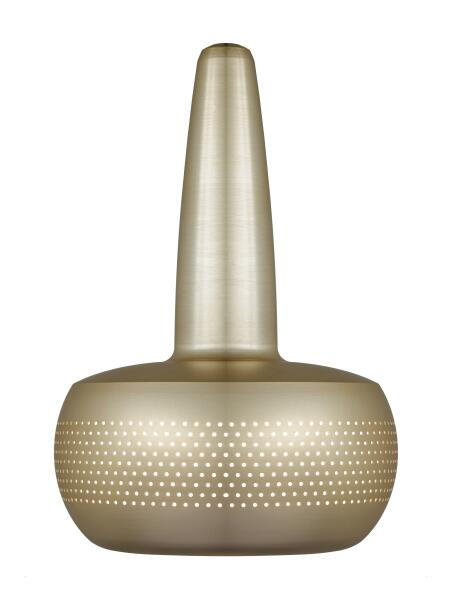 Vita Clava Brushed Brass