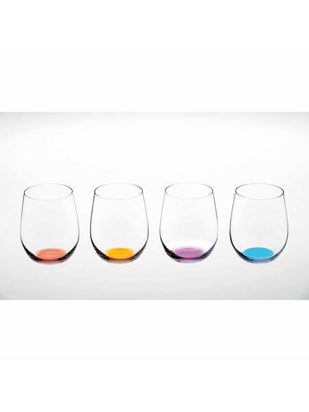 Riedel  Weinglas Happy O 8er SET, 5414/44