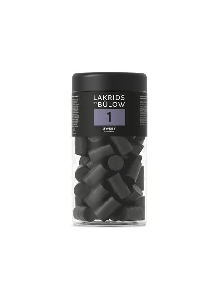 Lakrids by Bülow No.1 – Sweet, regular