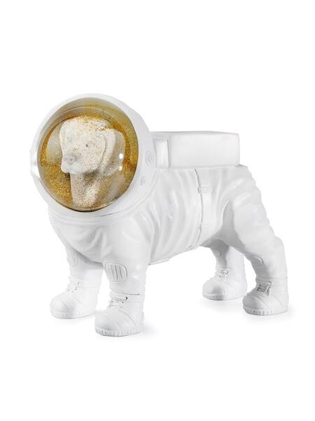 Donkey Summerglobe - Space Dog / Glitzerkugel